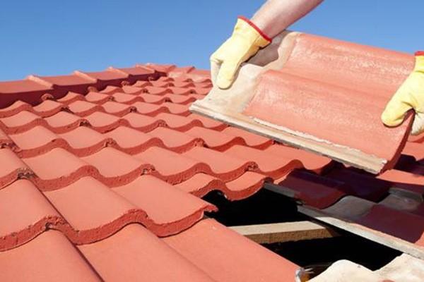 Reparar goteras en tejado